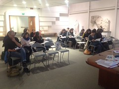 """""""One Object – Many Visions – EuroVision. Nuove prospettive nella comunicazione museale"""". EuroVision Lab. workshop for museum operators, 20th November 2015. • <a style=""""font-size:0.8em;"""" href=""""http://www.flickr.com/photos/109442170@N03/23180337371/"""" target=""""_blank"""">View on Flickr</a>"""