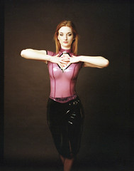 zara-2 (TheGentlemanPhotographer) Tags: light 120 mamiya mediumformat studio model 645 shadows kodak 400 latex pro 6x45 portra softbox zara 80mm c41 f19 sekor