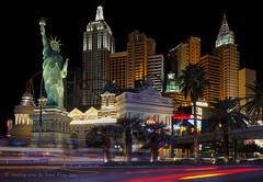 NY | LV (daverooy) Tags: lasvegas newyorknewyorkhotel lasvegasskyline davidrooy lasvegasnightskyline