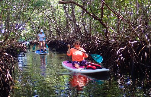 12_26_16 paddleboard Yoga Sarasota FL 17