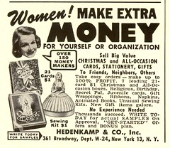 Woman's Day-Jun 1952 (File Photo Digital Archive) Tags: vintage magazine ads advertising women 1950s advert 50s 1952 womansday