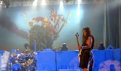 Steve Harris (Jos E.Egurrola/www.metalcry.com) Tags: england music iron live steve heavymetal eddie harris ironmaiden maiden steveharris thetrooper seventhsonofasevenson