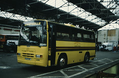 Campbell, Dublin 89-D-31617, Bus Eireann Broadstone Depot, August 1996 (mj.barbour) Tags: dennis campbell paramount javelin plaxton deblin