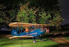 Biplane, York Hill in Shenandoah Junction WV (PhotosToArtByMike) Tags: wv westvirginia yorkhill biplane jeffersoncounty vintageplane shenandoahjunction yorkhillorchardfarm barnatyorkhill