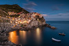 *Manarola & Blue Hour* (Albert Wirtz @ Landscape and Nature Photography) Tags: manarola cinque terre italia liguria ligurien italien italy bluehour blauestunde ngc twilight landscape landschaft nature natur city reflections spiegelung albertwirtz water wasser wasserfotografie longexposure langzeitbelichtung malerisch pittoresk pittoresque europe europa aoi elitegalleryaoi bestcapturesaoi aoi3levels paesaggi paysages paisaje travel reisen
