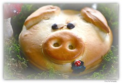 Neujahrsfrhstck (mayflower31) Tags: face pig gesicht neujahr schwein glcksbringer