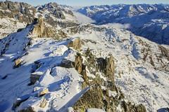 Chli Bielenhorn (l@mie) Tags: schnee mountain snow berg landscape switzerland hiking albert natur landschaft heim wetter furka bielenhorn