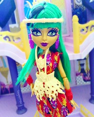 Ghoul's Getaway Jinafire (TheGreatSpid) Tags: mh monsterhigh monster high doll dolls jinafire ghoul getaway mattel