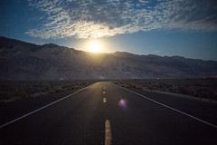 I've taken this shot before. (Shutter Theory) Tags: getoutofthemiddleoftheroad getoutanddrive fromdeathvalleywithlove hwy136 inyomountains inyocounty fullmoon moon moonshine moonlit road roadtrip roadshots clouds owensvalley owenslake huntersmoon california