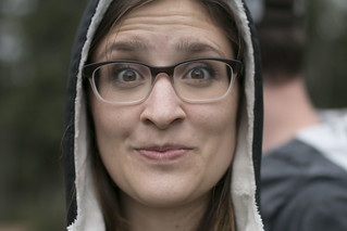 Katie closeup