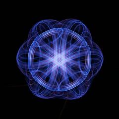 (C Searle) Tags: light painting lightpainting sooc long exposure longexposure blue camera rotation tool crt circles canon 70d