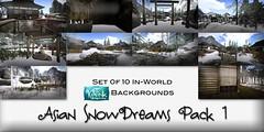 KaTink - Asian SnowDreams Pack 1 (Marit (Owner of KaTink)) Tags: katink my60lsecretsales annemaritjarvinen 60lsalesinsl 60l salesinsecondlife