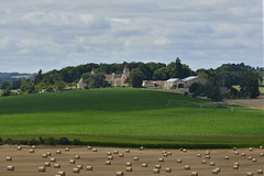 L'une des grandes fermes-chteaux de la rgion (Flikkersteph -4,000,000 views ,thank you!) Tags: countryside rural landscape nature summer beautiful fields clearsky champagneetfontaine prigord france