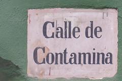 IMG_4564 (oursonpolaire) Tags: camino2016 catalonia saragossa zaragoza letrero
