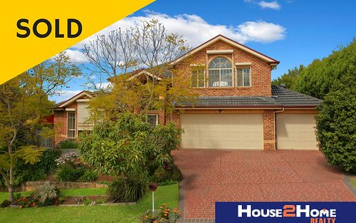 2 Radcliffe Place, Kellyville NSW 2155