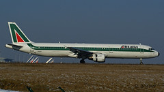 Airbus A 321 ~ I-BIXP Alitalia (Aero.passion DBC-1) Tags: dbc1 david biscove aeropassion cdg roissy aircraft airport aeroport plane aviation avion airlines spotting airbus a321 ibixp alitalia