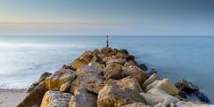 Rocks (nicklucas2) Tags: rock seascape groyne sea solent