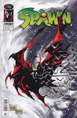 Spawn 21 (micky the pixel) Tags: comics comic horror heft imagecomics infinityverlag toddmcfarlane gregcapulla spawn