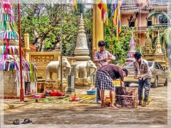 Day of the Dead (Bruno Zaffoni) Tags: siemreap cambodia hdr