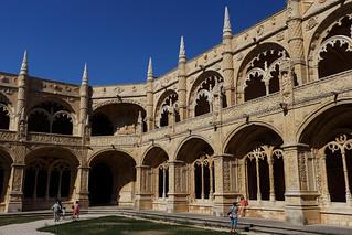 Jerónimos Monastery, Lisboa, Portugal
