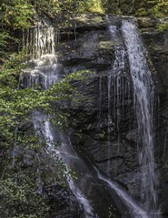 Anna Ruby Falls (roberttaylor25) Tags: annarubyfalls ga georgia helen mountains nature usa waterfalls fall flowingwater whitewater