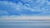 Mer et ciel (Amanclos) Tags: mer ciel clouds sky nuages sea seascape waterscape water waves blue bleu portlanouvelle phare pharedeportlanouvelle aude france paysage landscape languedocroussillon canon canoneos5dmarkiii canonef2410514lisusm
