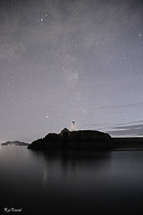 Orionid Shower (Ffotograffiaeth Kai Daniel Photography) Tags: wales walesonline world water explore tranquil image photography photo adra astro astrophotography snowdonia seascape stars d610 follow favourite fave flickr flickrexplore home lowlight landscape like landscapes lighthouse cymru colors nikon northwales night me orionid meteor shower