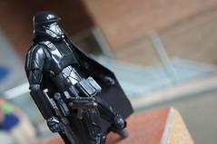 Star Wars Black Series - Imperial Death Trooper (Marco Hazard) Tags: star wars black series imperial death trooper deathtrooper rogue one