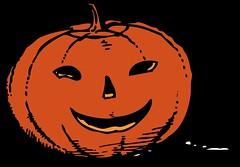 WW740_Source (walrii_blog) Tags: weeklywalrus wallpapercontest wallpaper contest ww740 source halloween pumpkin carved jackolantern face smile happy drawing