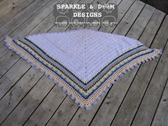 Sunday Shawl 01c (zreekee) Tags: crochet sparkledoomdesigns saskatchewan canada shawl sundayshawl prayershawl thelittlebee