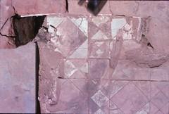 Temple at Meroe (nubianimage) Tags: nia nubia nubianimagearcihve tilepatterns