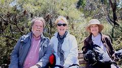2016-10-05_Leura_ Les-Sharron-Carol-1-OPT (marcus77clark) Tags: flowers wentworth falls leura katoomba mountains everglades tomah national park nsw australia waratah