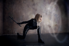__IMG_0043_ (DashaOcean) Tags: red arrow black canary speedy lorel lance tea queen
