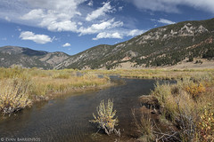 East Gallatin River (Evan Barrientos Photography) Tags: aquatic flowingwater gallatincounty gallatinriver habitats landscapes montana nature northamerica places porcupinecreek riparianwetland rivers unitedstates wetlands
