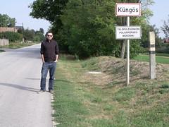 Kngs (Norbert Bnhidi) Tags: veszprmmegye veszprm kngs tbla nvtbla helysgnvtbla teleplsnvtbla helysgnv sign namesign placenamesign placename tafel ortstafel ortsname