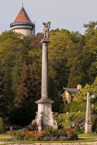 Konopiště château