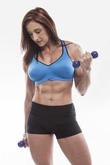 _MG_1676 (TonivS) Tags: fitness woman muscular fit sexy sexymodel gymwear