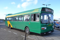 Stroud Valleys 3024 KHT122P (Will Swain) Tags: 14th october 2016 beer walks isle wight yarmouth weekend south southern bus buses transport travel uk britain vehicle vehicles county country england english stroud valleys 3024 kht122p
