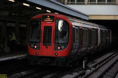 Bombardier S8 Stock DM Car #21027 (busdude) Tags: bombardier s8 stock dm car driving motor tfl transport for london underground londonunderground s sstock