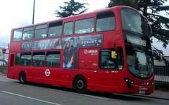 "Arriva TFL route 121 - DW577 - "" FANTASTIC 4 "" (Local Bus Driver) Tags: bus london route 121 fantastic4 tfl arriva dw577"