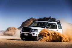 MyLand | Rediscovering the Hejaz Railway (landrovermena) Tags: rover land saudiarabia select ksa tabuk hejaz alula     myland   lr4  hejazrailway  landrovermena landrovermiddleeastnorthafrica  wadidissa