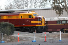 4403 Preserved (Aussie foamer) Tags: train railway newsouthwales locomotive canberra preserved act alco 4403 arhs nswgr newsouthwalesgovernmentrailways 44class freightcorp