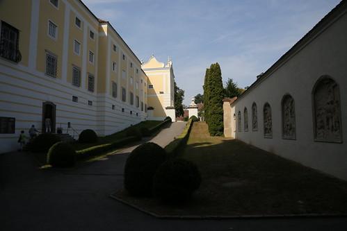 2015 08 11 Austria - Zwettl - Abbazia_1451