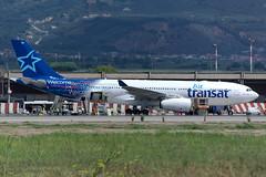 C-GTSR (MikeAlphaTango) Tags: airplane airport aircraft aviation airbus runway calabria aereo a330 avion lamezia lameziaterme aeronautica lica airtransat