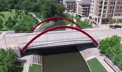 Ponte Ave. Bridge (Jonathan McCulley) Tags: bridge dallas apartments texas arch addison vitruvianpark