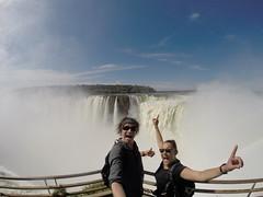 Photo de 14h - Chutes d'Iguazu (Argentine) - 29.08.2014