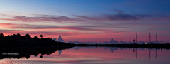 Canaveral National Seashore (tshabazzphotography) Tags: morning travel colors sunrise landscape fun shuttle capecanaveral atlanticocean tropics eastcoast moneyshot earlybird missles yearround titusvillefl floridalife experiencelife appreciatelife launchppads