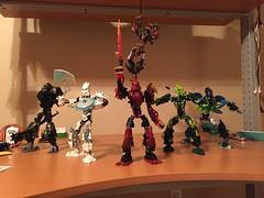 Toa Eternal (xFlashDx) Tags: toy lego action technic figure bionicle 2015