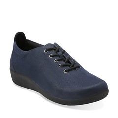 "Clarks Cloud Steppers Sillian Tino navy • <a style=""font-size:0.8em;"" href=""http://www.flickr.com/photos/65413117@N03/21176419296/"" target=""_blank"">View on Flickr</a>"