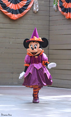 Minnie Mouse (DecemberWishes) Tags: witch disneyland minnie minniemouse halloweentime bigthunderranchjamboree
